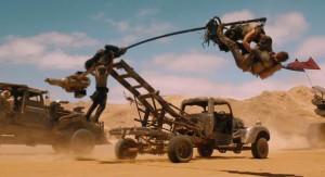 Mad Max Pojazdy