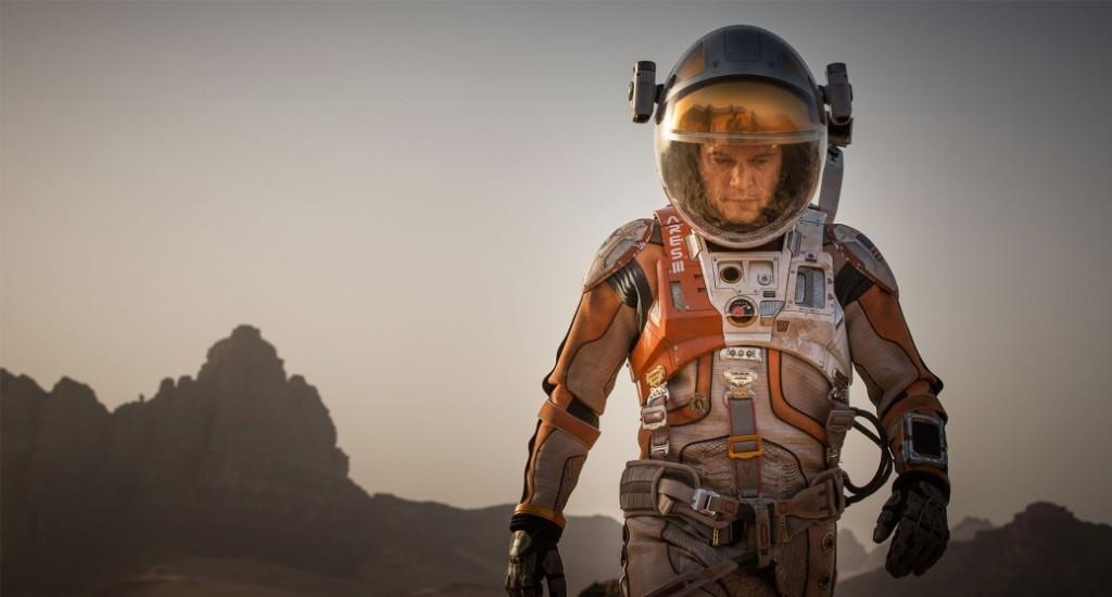 Marsjanin, reż. Ridley Scott