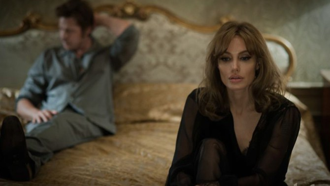 Angelina Jolie i Brad Pitt 2