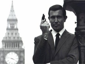 George Lezenby - James Bond