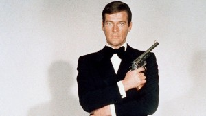 Roger Moore - James Bond