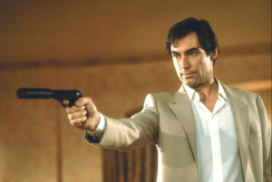 Timothy Dalton - James Bond