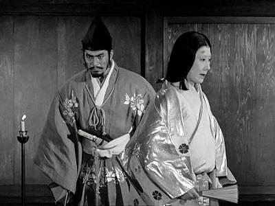 akira kurosawa - tron we krwi