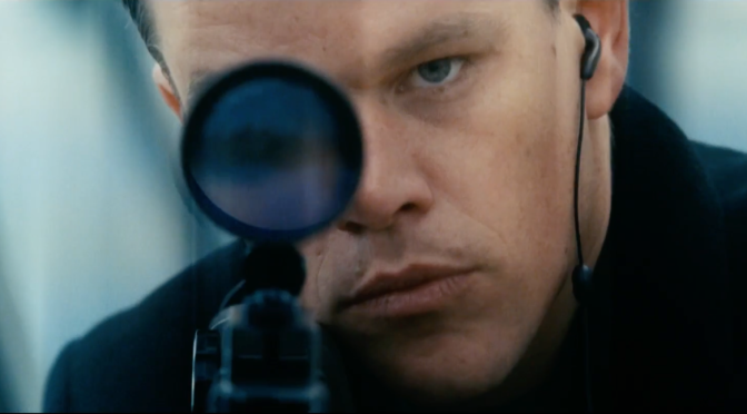Jason Bourne – groteskowy Bond
