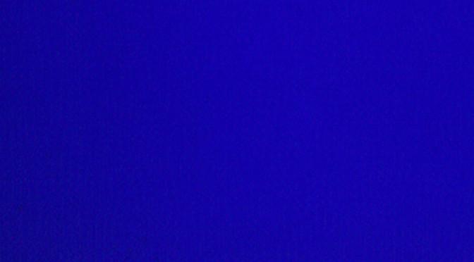 EURO-WIZJE   <b>Blue</b> – testament buntownika