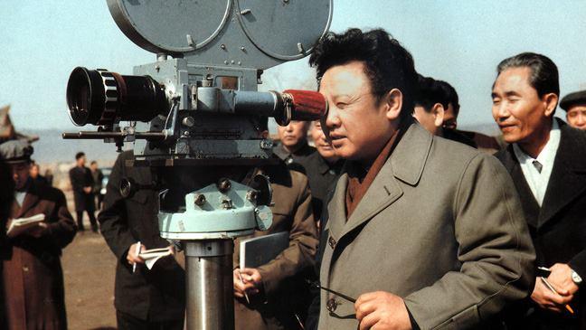 Cinerama - korea północna