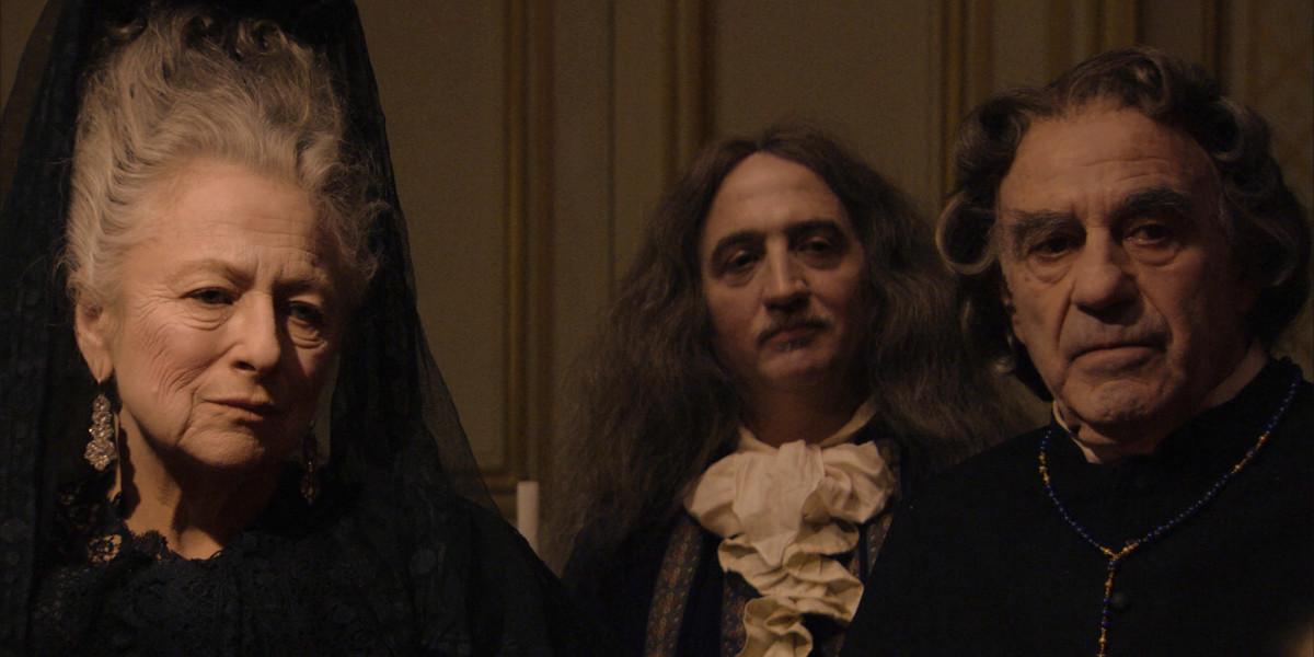 Cinerama - Śmierć Ludwika XIV
